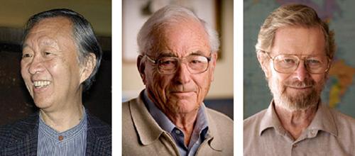 FÍSICA: Charles K. Kao, Willard S. Boyle y George E. Smith
